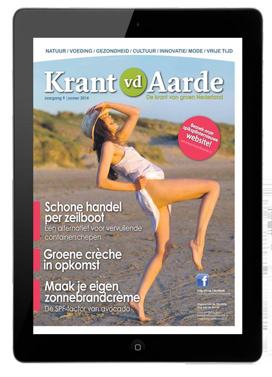 Krant van de Aarde zomer 2014