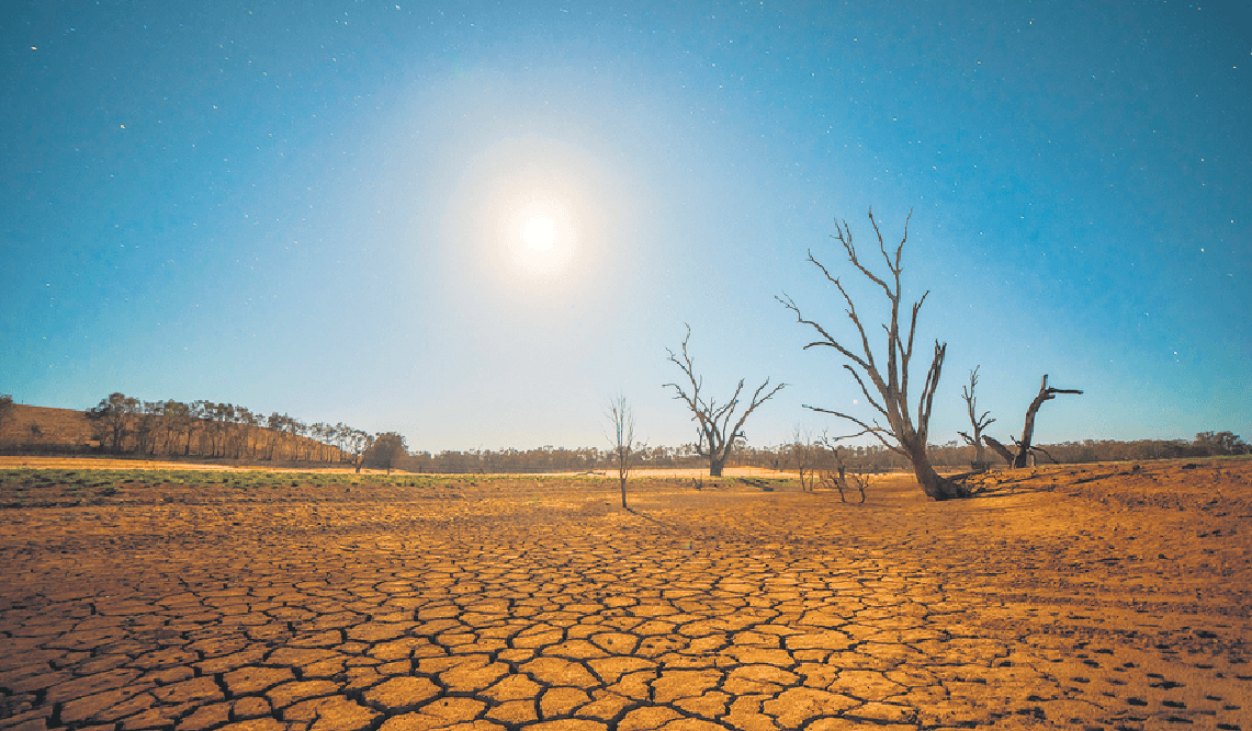 De gevolgen van klimaatverandering