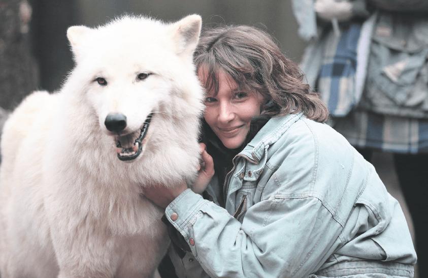 helene grimaud en haar wolven