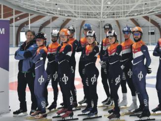 shorttrackers Olympische Winterspelen